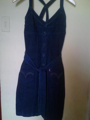 Vestido de Jeans Levis Original