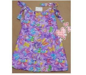 Vestido para niña talla 6- 8