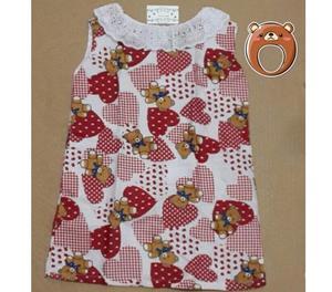 Vestido para niñas talla 4-6