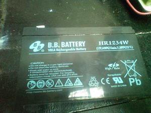 Bateria Recargable Para Ups 12v 3.4 Amp