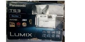 Camara Panasonic Ts3 Lumix 4.6x Zoom