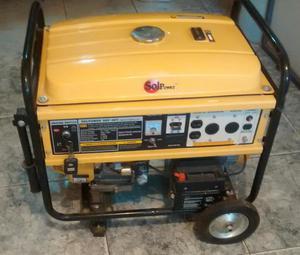 Planta Electrica Solpower 8.5 Kva 13hp