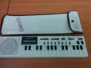 Teclado Sintetizador Casio Vl-tone + Estuche