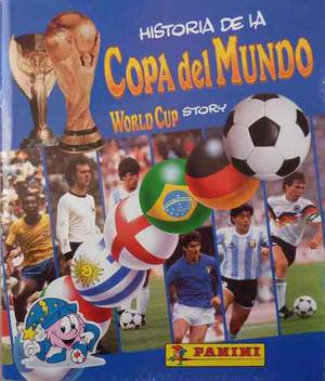 Album Historia De La Copa Del Mundo  En Formato Pdf