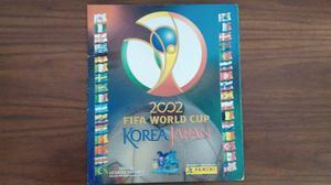 Album Mundial Futbol Koreajapan Panini ,incompleto -446