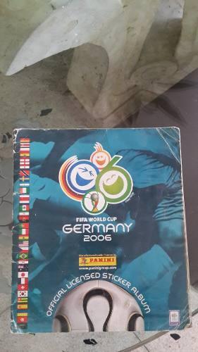 Album Panini Mundial Alemania