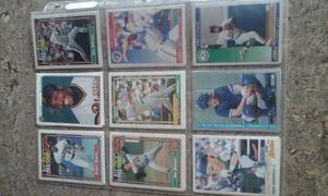 Barajitas De Beisbol De Grandes Ligas
