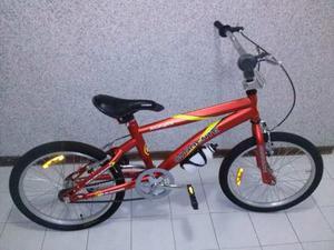 Bicicleta Montañera Rin 20 Marca Corrente Como Nueva!!!
