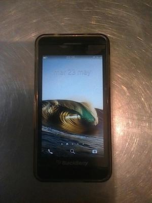 Blackberry Z10 Solo Movilnet con Todo