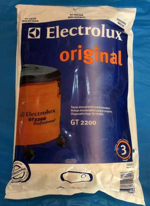 Bolsa Electrolux Gt, Empaque 3 Unidades
