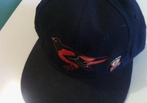 Gorra Orioles De Baltimore Con Pin  Original New Era