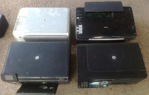 Impresoras Y Multifuncionales Hp Y Epson Para Repuestos