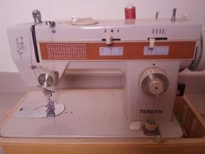 Maquina De Coser Marca Zenith, Usada En Perfecto Estado