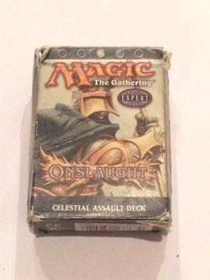 Maso De Cartas Magic - Celestial Assault Deck