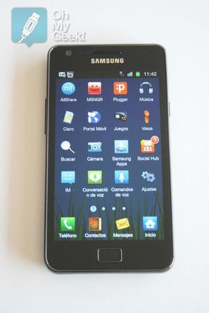 Samsung Galaxy S2 cambio
