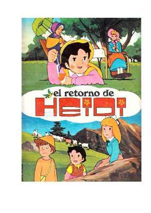 Vendo Album Lleno De Heidi 2 En Formato Digital Pdf