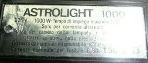 Luz Iluminacion Astrolight De 500 Watt Hasta w Foco Faro