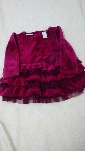Vestido Para Bebe 3 A 6 Meses