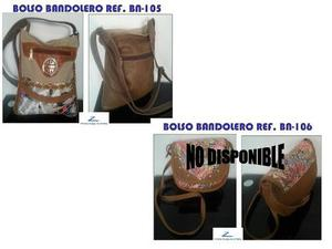 Carteras Baul Y Bandoleros (ver Descripcion De Publicacion)