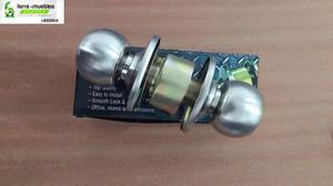 Cerradura De Pomo Segurity Dl-587s/s