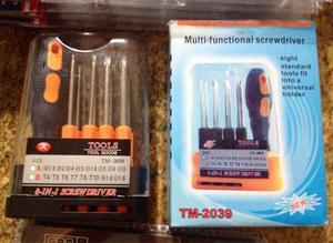 Destornillador Multifuncional (screwdriver)
