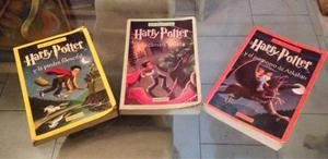 Libros De Harry Potter Tapa Blanda