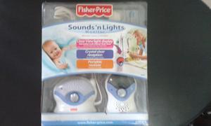 Monitor De Bebé Fisher Price