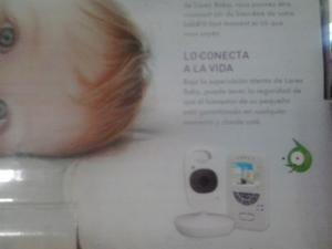 Monitor Para El Cuidado Y Seguridad Del Bebe