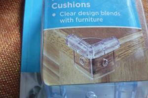 Protectores Esquinas De Mesa Y Muebles Safety 1st. Paquete 4