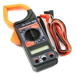 Tester Multimetro Pinza Amperimetro Digital Dt266