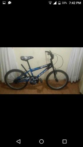 Bicicleta Bmx Rin 20 De Aluminio