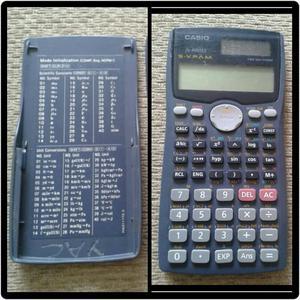 Calculadora Casio Modelo fx991MS