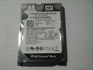 Disco Duro Para Laptop Ps3 De 500 Gb Wd Escrpion Black