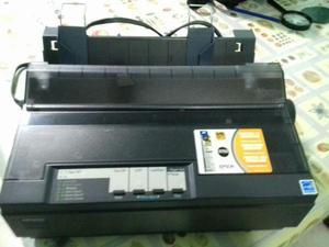 Impresora Lx Usada Ideal Para Facturar San Posot Class