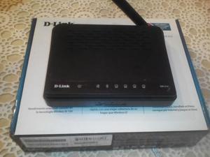Router D Link Dir 610 Como Nuevo