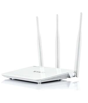 Router Inalambrico Tenda N300 F3 3 Antenas 5dbi Wifi 300mbps