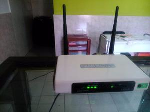 Router Tp-link Tl-wr841nd Wifi 300mbps Wireless N