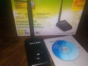 adaptador wifi perfecto estado