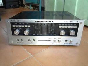 Amplificador Marantz  Joya De Colección Para Audiofilos