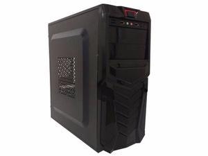 Case Con Fuente 600 W Atx D335 Usb Audio Frontal Nuevo Bagc