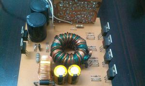 Circuito Elevador Inversor Dc-dc