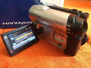 Cámara Video Grabadora Digital - Sony Handycam Dcr-dvd610