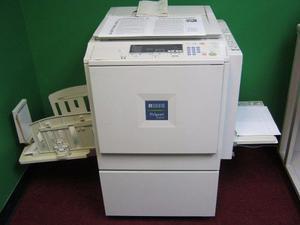 Copy Printer Marca Ricoh Jp