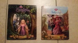 Cuentos Ventanas Mágicas De Disney Enredados Y La Sirenita