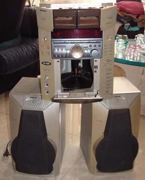 Equipo De Sonido Sony Hcd-fr Cd