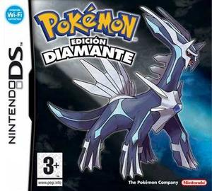 Juego Pokemon Diamond Nintendo Ds Original