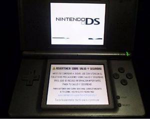 Nintendo Ds Lite Rosado Totalmente Funcional