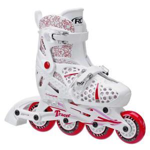 Patines En Linea Roller Derby Para Niña Ajustable