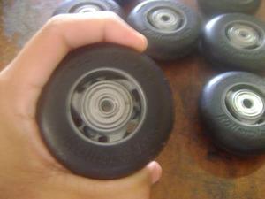 Ruedas De Silicone Rollerblade 72mm Oferta