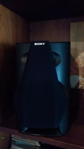 Sonidos (cornetas O Baffles Sony)